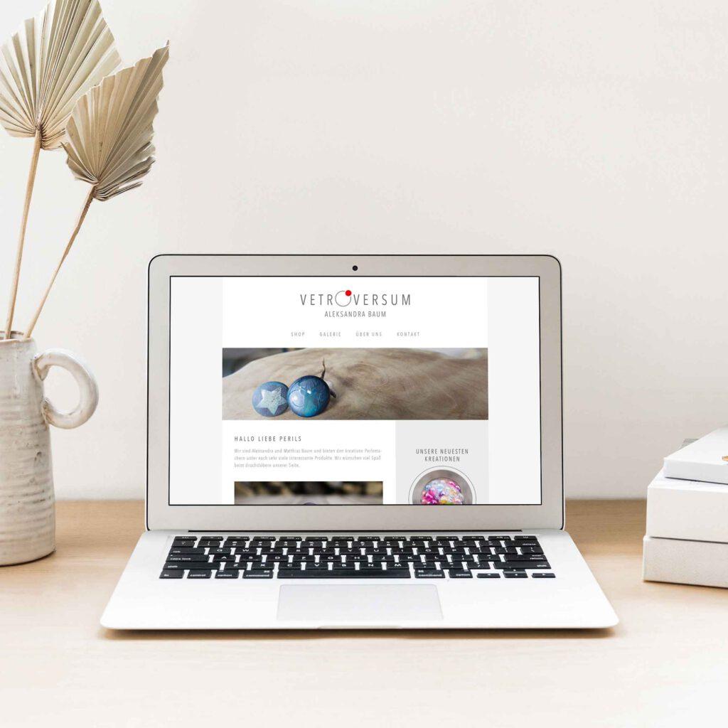 vetroversum webdesign
